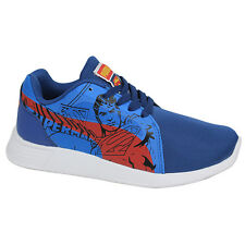 Puma ST Trainer Evo Superman JR Lace Up Blue Trainers 362240 01 U26 4216e23ce