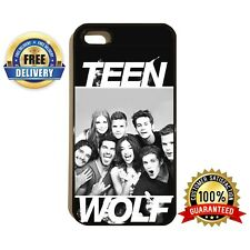 TEEN WOLF TEW006 DEREK SCOTT DYLAN QUOTES TV PHONE CASE COVER FOR iPhone SAMSUNG
