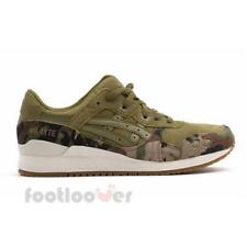 Scarpe EB Asics Gel Lyte III HL7W0 8686 uomo olive camouflage running sneakers