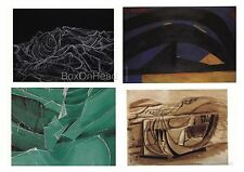 New Postcards by Wilhelmina Barns-Graham (b.1912) 4 paintings Great Quality