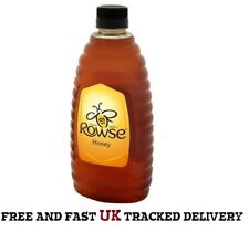 1.36kg Rowse Runny squeezy clear Honey  Bottles - FREE UK P&P