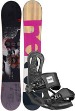HEAD COURSE LEGACY WIDE 159W 2018 inkl. NX ONE black Snowboard Set inkl. Bindung