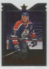 1995-96 Donruss Elite Die-Cut #101 Jason Arnott Edmonton Oilers Hockey Card
