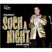 Elvis Presley - Such a Night in Pearl Harbor : CD + 100-Page BOOK ; New & Sealed