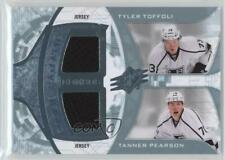 2013-14 SPx Rookie Materials Combos #RM2-LAK Tyler Toffoli Tanner Pearson Card