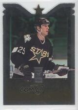 1995-96 Donruss Elite Die-Cut #50 Joe Nieuwendyk Dallas Stars Hockey Card
