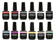 ARTISTIC COLOUR GLOSS SMALTO SOAK OFF Gel Unghie Colore LED UV compatibile 15ml