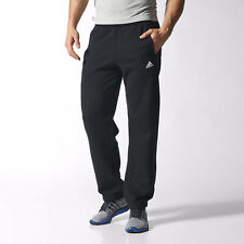 adidas Training Sport Essentials Fleece Men Jog Pants S17535 Black