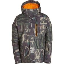 Billabong Mens All Day Snow Jacket MSNJLALL