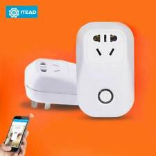 WIFI Socket Smart Timer Plug Android IOS APP Contro -Plug & Play