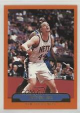 1999-00 Topps #200 Keith Van Horn New Jersey Nets Basketball Card
