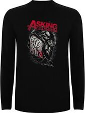 CAMISETA MANGA LARGA ASKING ALEXANDRIA LIFE GONE WILD LONG SLEEVE T-SHIRT MC812L