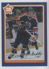 1982-83 Neilson Cookie Bar #38 Wayne Gretzky Edmonton Oilers Hockey Card