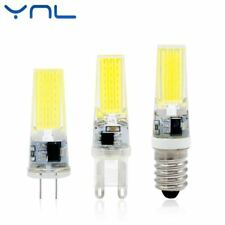 LED Lamp G4 G9 E14 AC / DC 12V 220V COB LED G4 G9 Bulb Dimmable for Crystal Chan