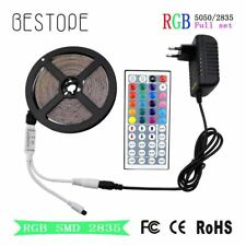 RGB LED Strip SMD 2835 LED Light DC 12V 5050 Strip Waterproof Flexible Ribbon