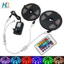 RGB led strip light 5M 10M 2835 SMD non waterproof led light Flexible LED Strip