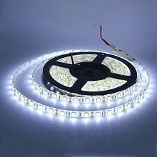 5m Guirnalda led 5050 IP65 Impermeable 60led/M DC12V Flexible Tira de luces RGB