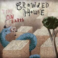 Audio Cd Crowded House - Time On Earth