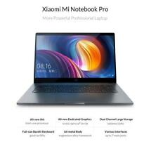 "8000mah Xiaomi Mi Notebook Pro 15.6"" Windows 10 Quad Core 8g + 256gb SSD Dual"