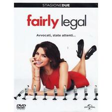 Dvd Fairly Legal - Stagione 02 (5 Dvd)
