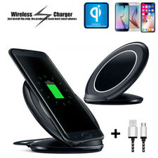 UGI Qi Wireless Fast Charging Charger Stand Dock Holder For Samsung Galaxy Note8