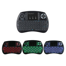 MULTILINGUE IPAZZPORT 21S Wireless Mini Tastiera CONTROLUCE FUNZIONE + TOUCHPAD
