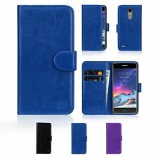 32nd Book Series - Synthetic Leather Flip Wallet Case Cover For LG K8 (2017)
