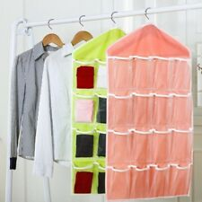 16 Pockets Door Hanging Bag Shoe Rack Hanger Storage Tidy Organizer