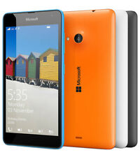 New Nokia Microsoft Lumia 535 Windows 8GB 3G Wifi 5MP GPS Unlocked Smartphone Uk