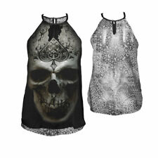 ALCHEMY ENGLAND APPAREL - THE PACT TOP NANTES GIRLIE T-SHIRT