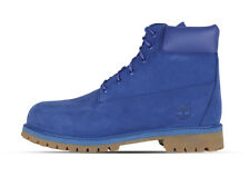 TIMBERLAND 6IN PREMIUM WP Stivale Royal Blue a1mm5 - Blu - Donna - + NUOVO + .