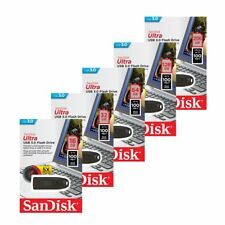 Sandisk 16/32/64/128/256GB CZ48 Ultra USB 3.0 Flash Drive Speicherstick 100MB/s