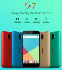 """Ulefone S7 LIBRE 3g Smartphone Android 7.0 5"""" Quad-core 2g + 16GB 3 CAMS"""