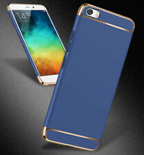 Xiaomi MI Redmi 5A Luxury Shockproof Electroplating Hybrid 3 in 1 Back Cover