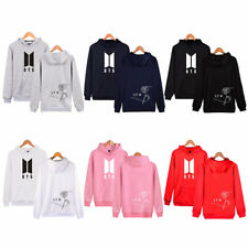 Kpop BTS Bangtan Boys love Yourself Hoodie SUGA J-HOPE JIMIN JIN V Sweater New .