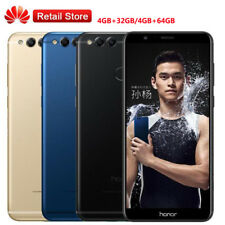 """Huawei onore 7x 5.93 """" 64GB/32GB 4G Smartphone Android 7.0 OCTA CORE 2.4GHz 16MP"""
