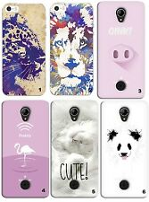 TPU Gel Silicona Carcasa Funda Apple iPhone 5 6 6S Plus 7 8 X ANIMALES TIERNOS