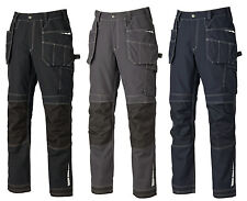 DICKIES EISENHOWER Extremo Pantalones Ligero Resistente Hombres Trabajo eh26801r