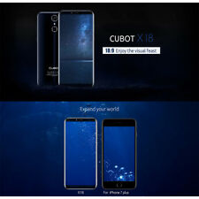 """Cubot X18 5.7"""" 4g Smartphone Android 7.0 mtk6737t Quad-core 1.5ghz 3gb+ 32gb"""