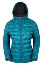 Mountain Warehouse Chaqueta acolchada Impresa para Mujeres Seasons