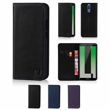 32nd Classic Series - Real Leather Book Wallet Case Cover - Huawei Mate 10 Lite