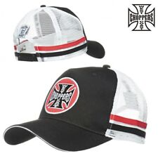 WEST COAST CHOPPERS cappello TANK LOGO CAMIONISTA Hat Kappi berretto