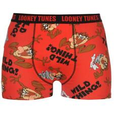 Taz Wild Thing - Looney Tunes - Mens ( Red ) Character Boxer Shorts