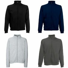 Fruit Of The Loom - Chaqueta sudadera Modelo Sweatshirt hombre caballero