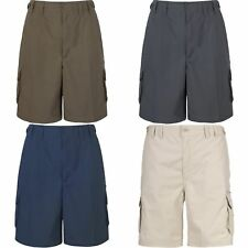 Trespass - Pantalones cargo de hiking repelentes al agua Modelo Gally hombre cab