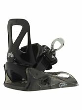 Burton Grom 2018 Kids Snowboard Bindings Black