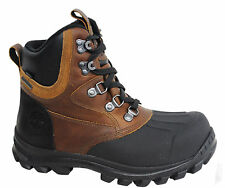 Timberland Earthkeepers Chillberg Medio Impermeable Cordones Botas hombre a185t