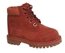 Timberland Earthkeepers 15.2Cm premium impermeabile Rosso Bambini Stivali a1kp6
