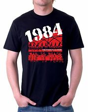 t-shirt tribute George Orwell Ignorance is..- disponibile in tutte le taglie d95