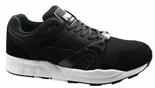 Puma Trinomic XT 1 Plus Mono Mens Trainers Casual Black Lace Up 359413 02  D64 fc070a515